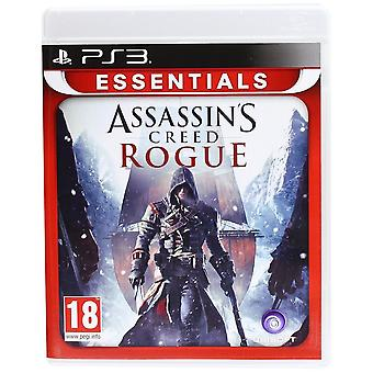Assassins Creed Rogue Essentials PS3 Game