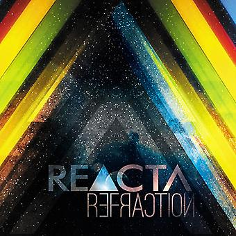 Reacta - Refraction [CD] USA Import
