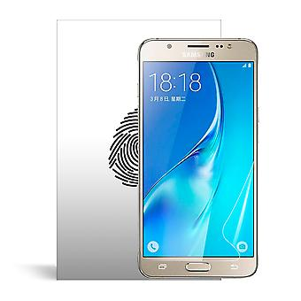 Celicious Vivid Plus Mild Anti-Glare Screen Protector Film Compatible with Samsung Galaxy J5 (2016) [Pack of 2]