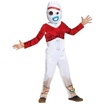 Forky kostuum voor todllers en kinderen-Toy Story