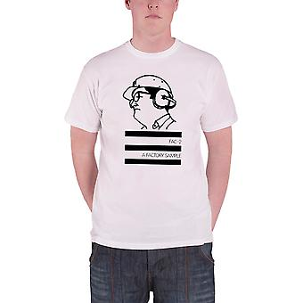 Factory 251 A Factory Sample new Official Mens White T Shirt