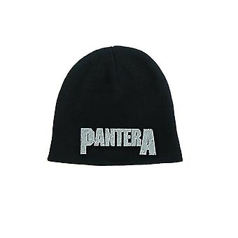 Pantera Beanie Hat Cap classic band Logo new Official black