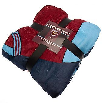 西汉姆联 足球俱乐部 谢尔帕·弗莱斯 毛毯