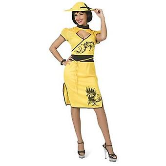 Kinesisk Women ' s Costume Kina Beijing Carnival asiatiske Carnival drakt Ladies