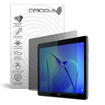 Celicious Privacy Plus Anti-Spy 4-fach Filter Screen Protector Film kompatibel mit Huawei MediaPad T3 10