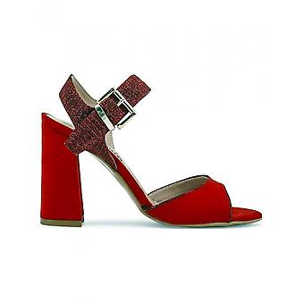 Paris Hilton - Schuhe - Sandalette - 90_ROSSO - Damen - Rot - 36