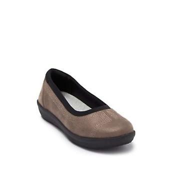 Clarks Womens Ayla Fabric Open Toe Walking Slide Sandals