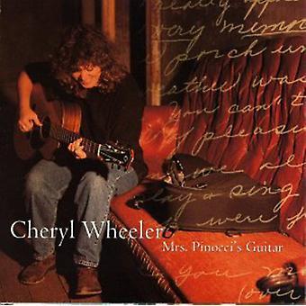 Cheryl Wheeler - Mrs. Pinocci's Guitar [CD] USA import