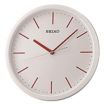 Seiko Wall Clock White (Model No. QXA476R)