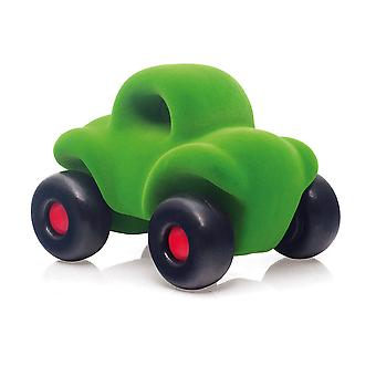 Rubbabu Buggy Groot (Groen) Voertuig Speelgoed Educatieve Push Langs Eco Kid Child