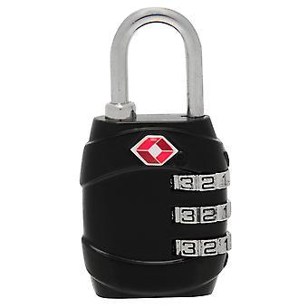 Kangol Unisex TSA Combo Lock