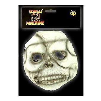 Scream Machine Skeleton Mask