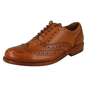 Mens Catesby Brogue Shoes 21618