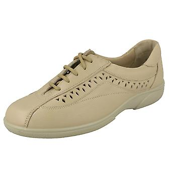 Ladies Easy B Lace Up Shoes