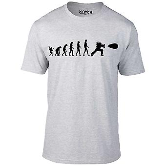 T-shirt evoluzione Men's hadouken