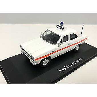 Ford Escort Mexico Diecast Model auto