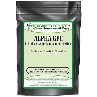 Alpha GPC - L-Alpha Glycerylphosphorylcholine Powder