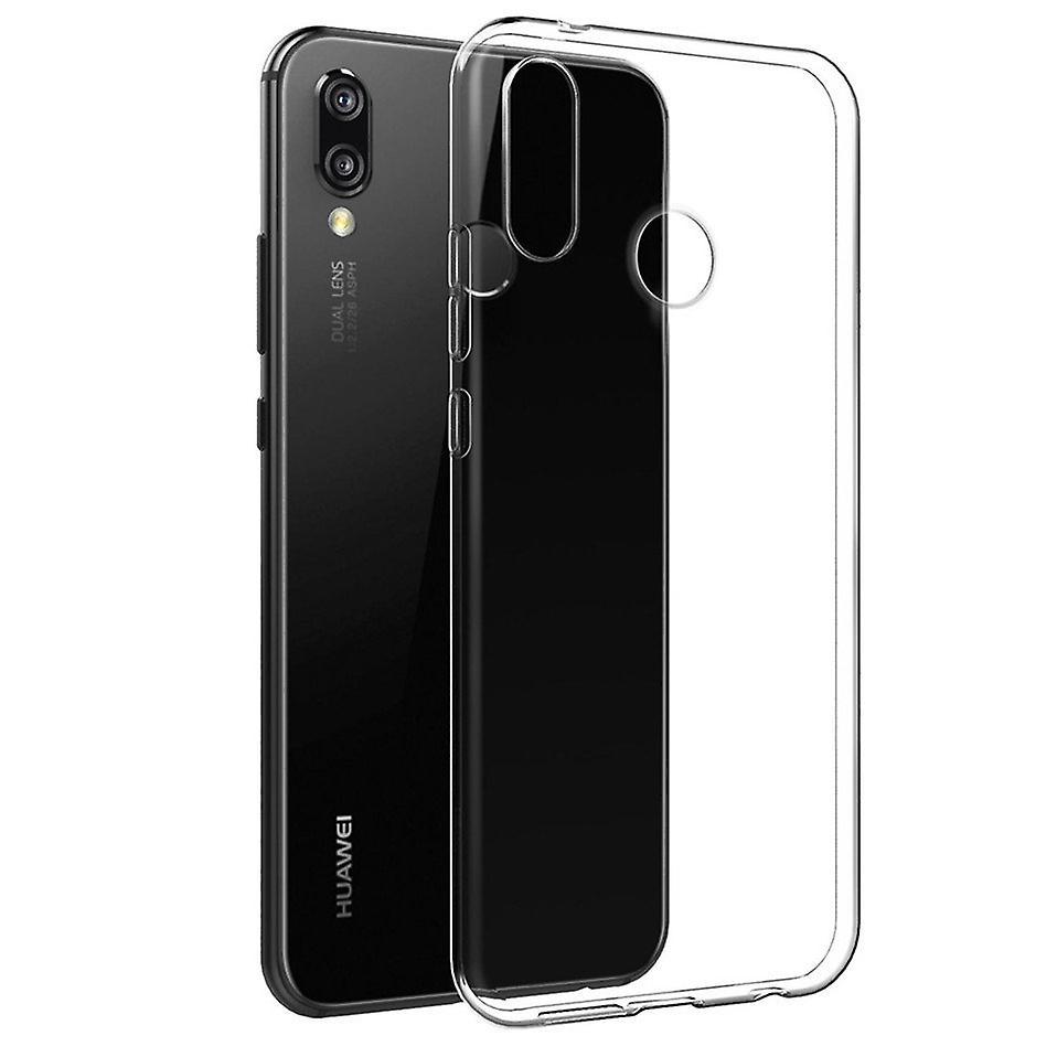 iCoverCase | Huawei P20 Lite | Transparent Skal