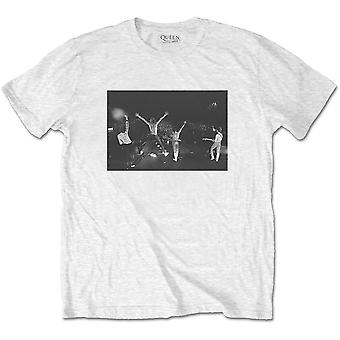 Queen Freddie Mercury Stage Performance Official T-Shirt