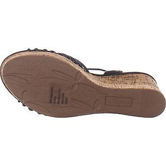 ESPRIT Donne E19VIV01 Pelle Open Toe Casual Sandals Slingback