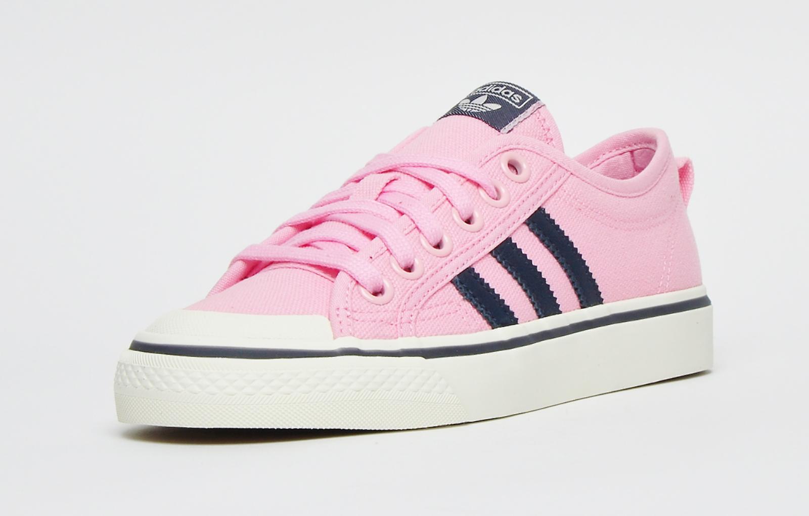 Adidas Originals Nizza Różowy / Biały vAMs1