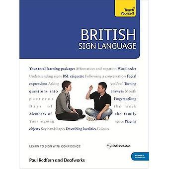 British Sign Language Teach Yourself by Redfern & Paul