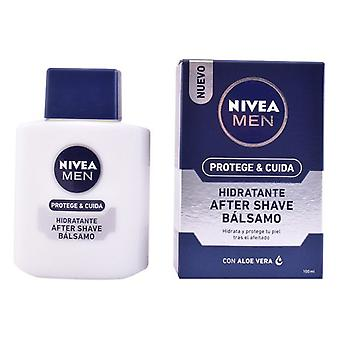 Aftershave Balm Aloe Vera Nivea (100 ml)