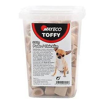 Nayeco Toffy sweets Chicken 250 gr. (Dogs , Treats , Biscuits)