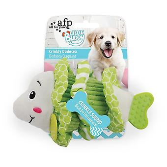 AFP Dental Puppy Toy Little Buddy Rabbit (Honden , Speelgoed en sport , Nep dieren)