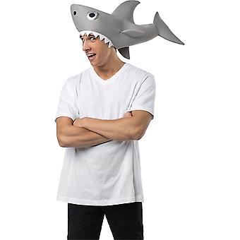 Man Eating Shark Hat