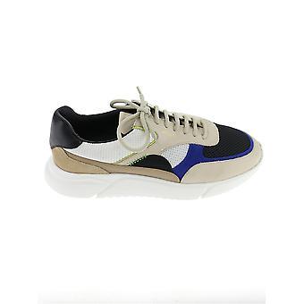 Axel Arigato 35004beigeblackblue Män's Multicolor Läder Sneakers