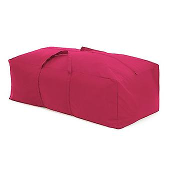 Gardenista PINK Outdoor Garden Cushion Storage Bag em Tela Impermeável Premium Heavy Duty. Fabricado no Reino Unido.
