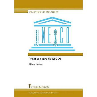 What can save UNESCO by Hfner & Klaus