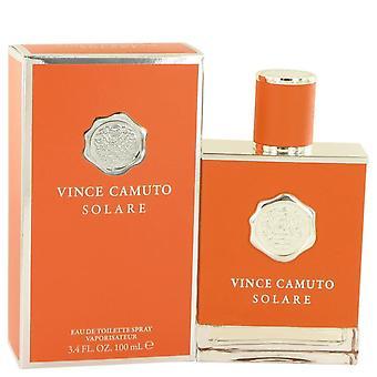 Vince camuto solare eau de toilette spray by vince camuto 526549 100 ml