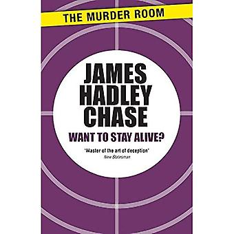 Want to Stay Alive? (Murder Room)