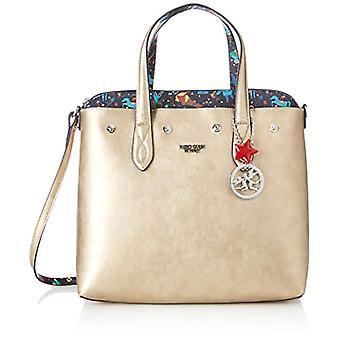 piero drive Tote Bag With Envelope Bag Women Blue (Lapislazzuli) 32x30x14 cm (W x H x L)