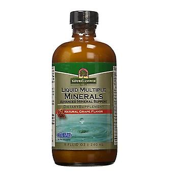 Nature's Answer Multiple Minerals 240ml 1474