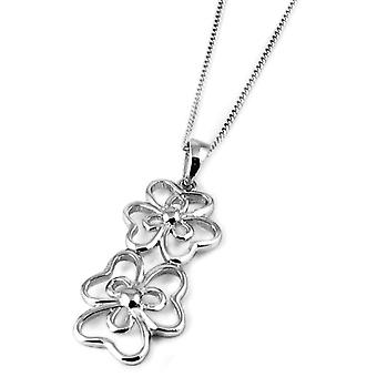 Sassi AP5314 - Chain with women's pendant - silver sterling 925 - 457 -2 mm