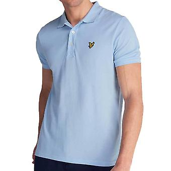 Lyle & Scott Plain Polo Shirt Pool SP400VTR