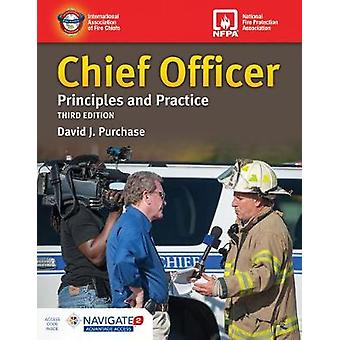 Chief Officer - Principles And Practice by IAFC - 9781284172478 Book