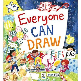 Everyone Can Draw by Fifi Kuo - 9781910716885 Book