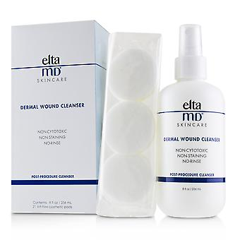 Dermal wound cleanser (with 21 lint free cosmetic pads) 225846 236ml/8oz