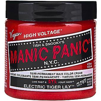 Manic Panic Semi Permanent Hair Color - Electric Tiger Lily