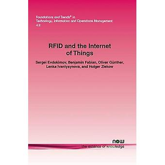 RFID and the Internet of Things - Technology - Applications - and Secu