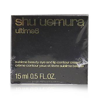 Shu Uemura Ultime8 Sublime Beauty Eye & Lip Contour Cream - 15ml/0.5oz