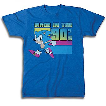 Sonic The Hedgehog Made in the 90's T-Shirt