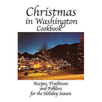 Christmas in Washington Cookbook by Janet Walker - 9781885590077 Book