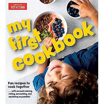 My First Cookbook by America's Test Kitchen - 9781948703222 Book