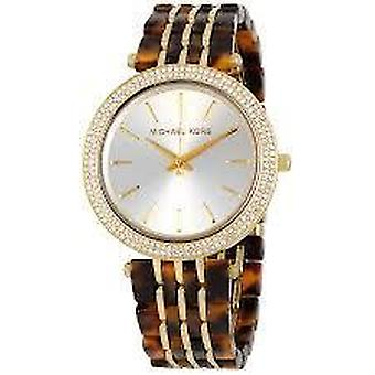 Michael Kors MK4326 Darci Multi Brown Ceramic Quartz Ladies Watch