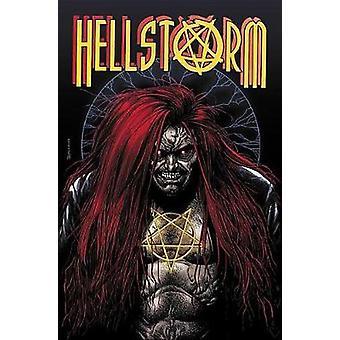 Hellstorm By Warren Ellis Omnibus by Warren Ellis - 9781302913243 Book